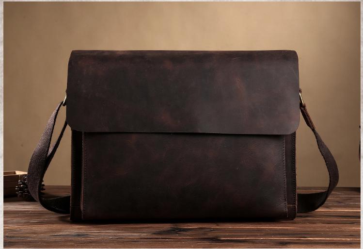 Unique Leather Fashion For Men
